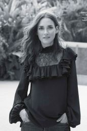 Winona Ryder - Marie Claire Mexico November 2017 Issue