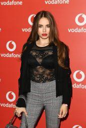 Xenia Tchoumitcheva – Vodafone Passes Launch in London 11/01/2017