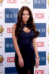 Yazmin Oukhellou – Beauty Awards With OK! in London