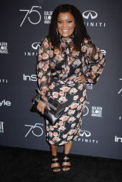 Yvette Nicole Brown – HFPA and InStyle Celebrate Golden Globe Season in Los Angeles 11/15/2017