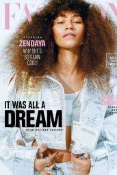 Zendaya - Photoshoot for Fashion Magazine Winter 2018 Issue