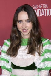 Zoe Kazan – SAG-AFTRA Foundation Patron of the Artists Awards in Beverly Hills 11/09/2017