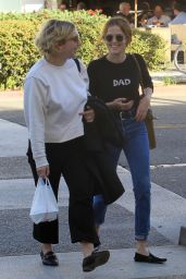 Zoey Deutch Out for Lunch in Beverly Hills