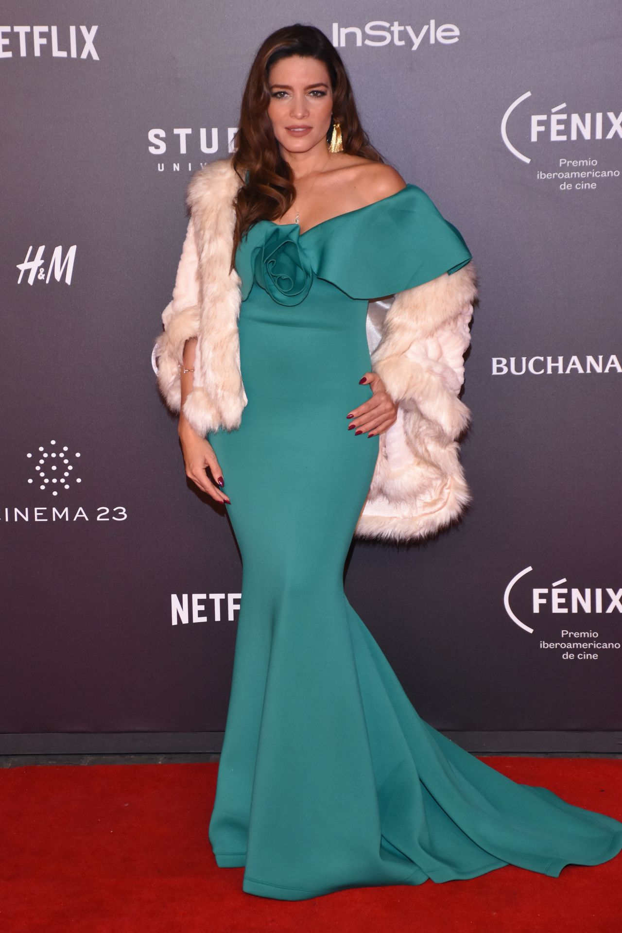Adriana Fonseca Fenix Film Awards 2017 Red Carpet