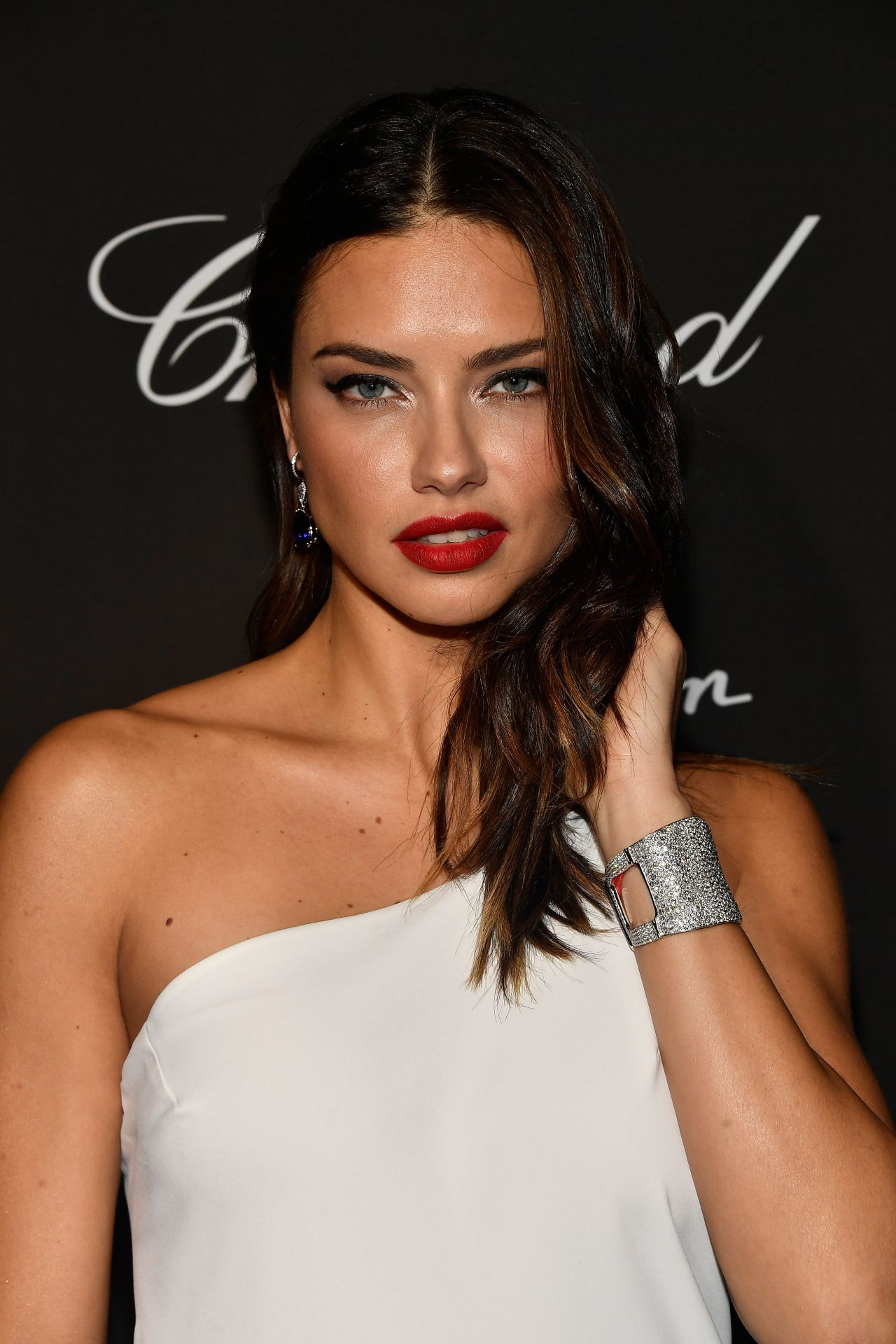 Adriana Lima Creatures Of The Night Late Night Soiree At