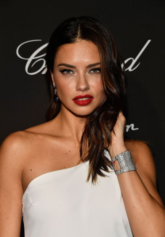 Adriana Lima - Creatures Of The Night Late-Night Soiree at Miami Beach