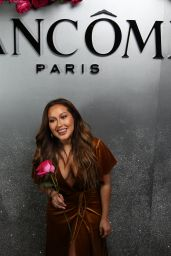 Adrienne Bailon – Lancome X Vogue Holiday Party in LA