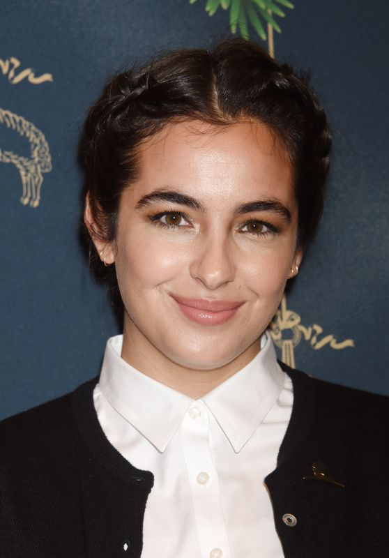 Alanna Masterson – Brooks Brothers and St. Jude Annual Holiday Party in LA