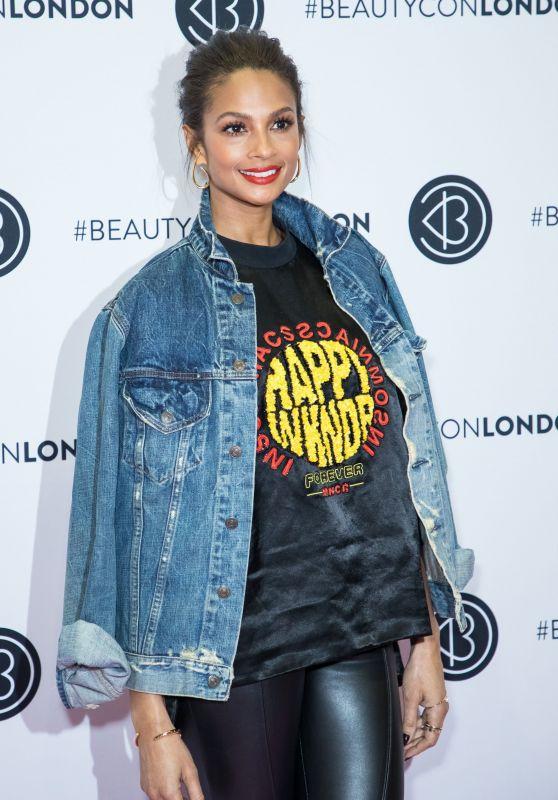 Alesha Dixon - Beautycon in London