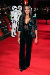 "Alexandra Burke - ""Star Wars: The Last Jedi"" Premiere in London"