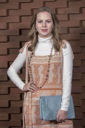 Alicia Von Rittberg – Chanel Fashion Show in Hamburg
