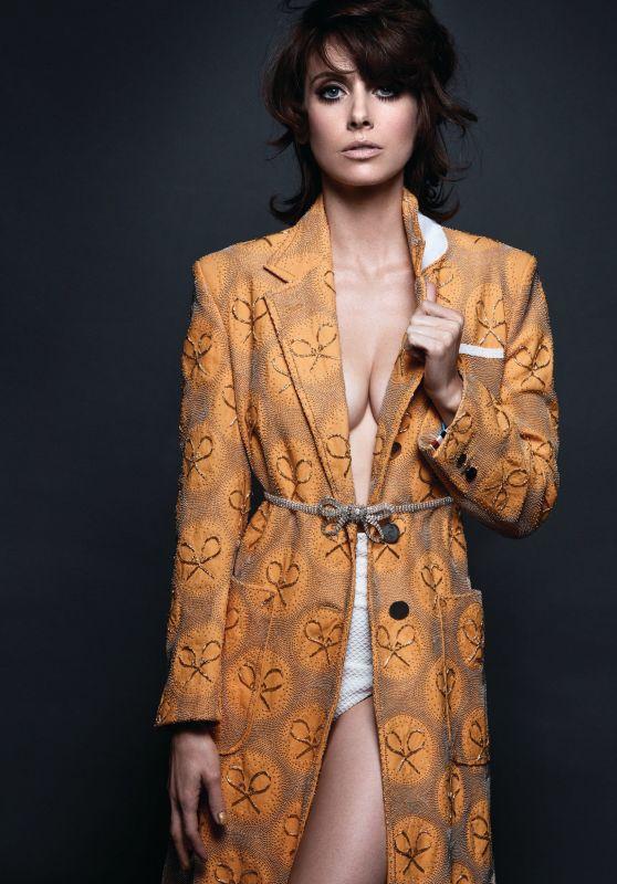 Alison Brie - Modern Luxury Magazine January 2018 Photos