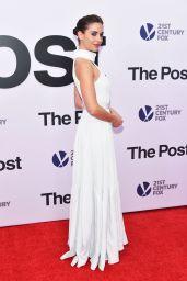 """Alison Brie - """"The Post"""" Premiere in Washington DC"""