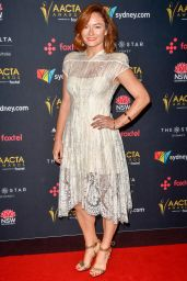 Alison McGirr – AACTA Awards 2017 in Sydney