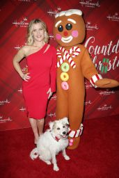 "Alison Sweeney – ""Christmas at Holly Lodge"" Screening in Los Angeles"
