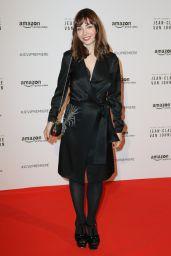 "Alix Benezech – ""Jean-Claude Van Johnson"" Premiere in Paris"