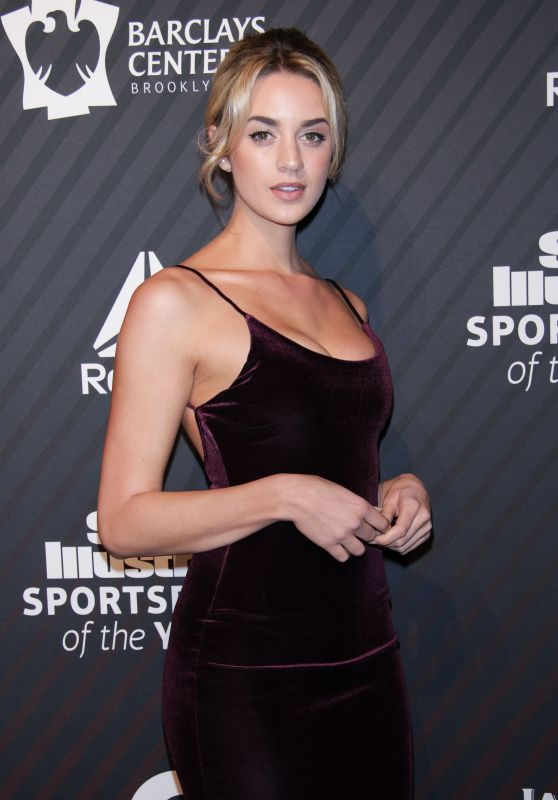 Allie Ayers – SI Sportsperson of the Year Awards 2017 in NYC