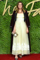 Amber Le Bon – Fashion Awards 2017 in London