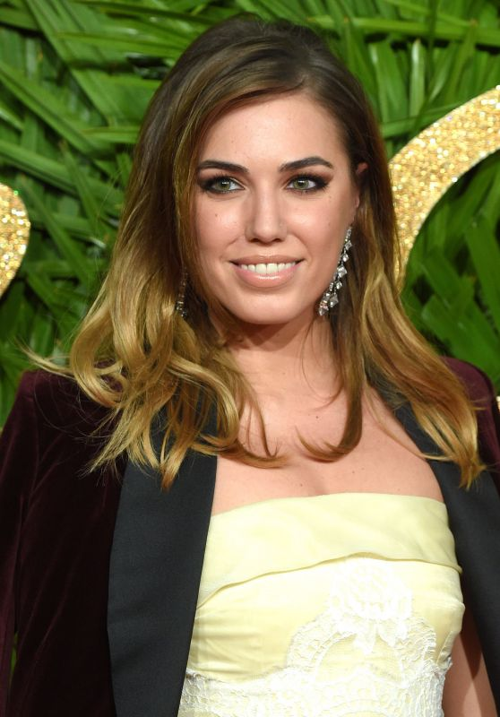 Amber Le Bon – Fashion Awards 2017 in London