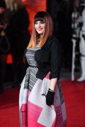 "Ana Matronic – ""Star Wars: The Last Jedi"" Premiere in London"