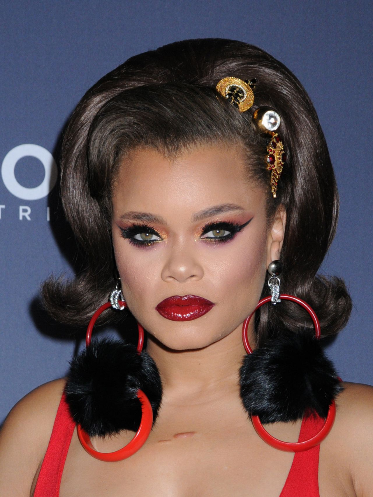 Andra Day Cnn Heroes An All Star Tribute In Ny
