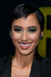 """Andy Allo – """"Pitch Perfect 3"""" Premiere in Los Angeles"""