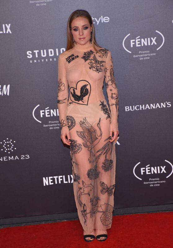 Angela Cremonte – Fenix Film Awards 2017 Red Carpet