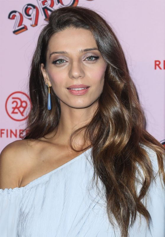 "Angela Sarafyan -""Refinery 29: Turn it into Art"" Opening Night in Los Angeles"