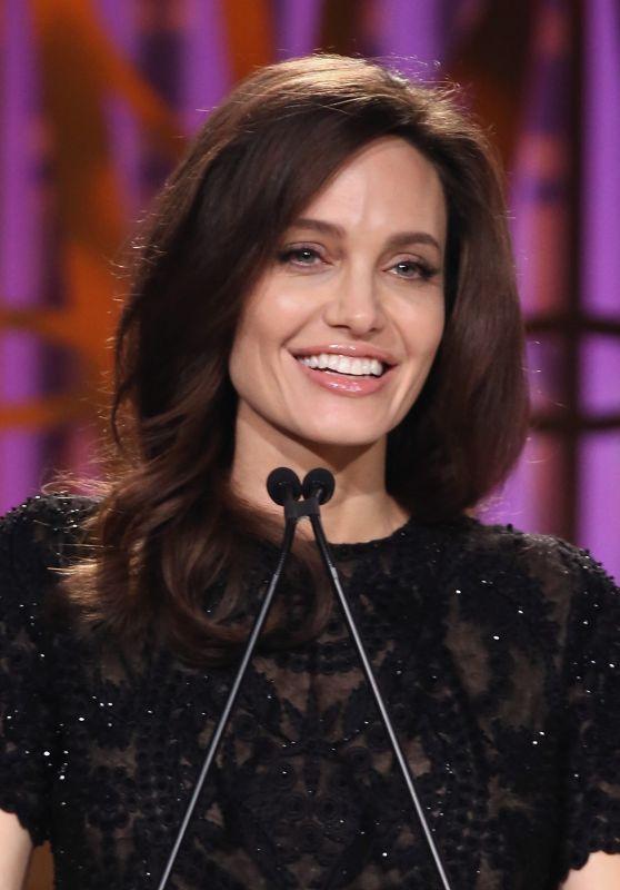Angelina Jolie – THR's 2017 Women In Entertainment Breakfast in LA