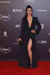Angie Cepeda – Fenix Film Awards 2017 Red Carpet