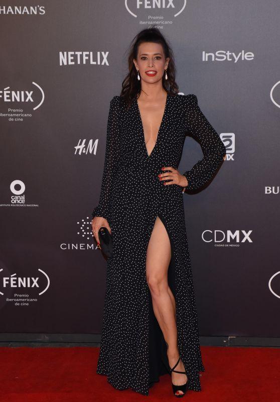 Angie Cepeda – Fenix Film Awards 2017 Red Carpet