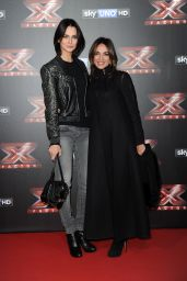 Anna Safroncik – Italian X-Factor Final Stage Red Carpet in Milan 12/15/2017