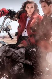 Ansel Elgort - Photoshoot for Vogue US September 2017 Issue