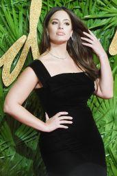 Ashley Graham – Fashion Awards 2017 in London