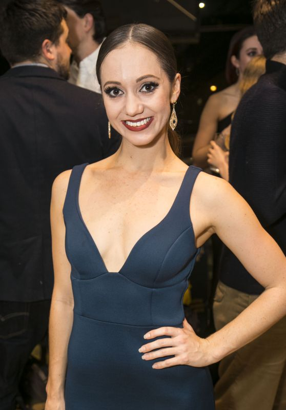"Ashley Shaw at ""Matthew Bourne's Cinderella"" Performance Gala in London"