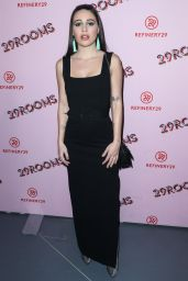 """Bea Miller -""""Refinery 29: Turn it into Art"""" Opening Night in Los Angeles"""