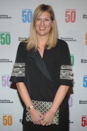 Beatrice Fihn – Bloomberg 50 Awards in New York City