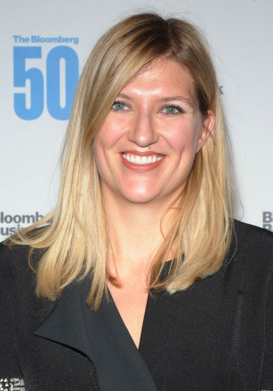 Beatrice Fihn – Bloomberg 50 Awards in New York City