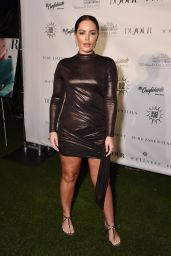 Beau Dunn – Daily Mail Holiday Party 2017