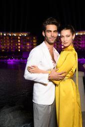 Bella Hadid - Grand Opening of Bulgari Dubai Resort in Dubai