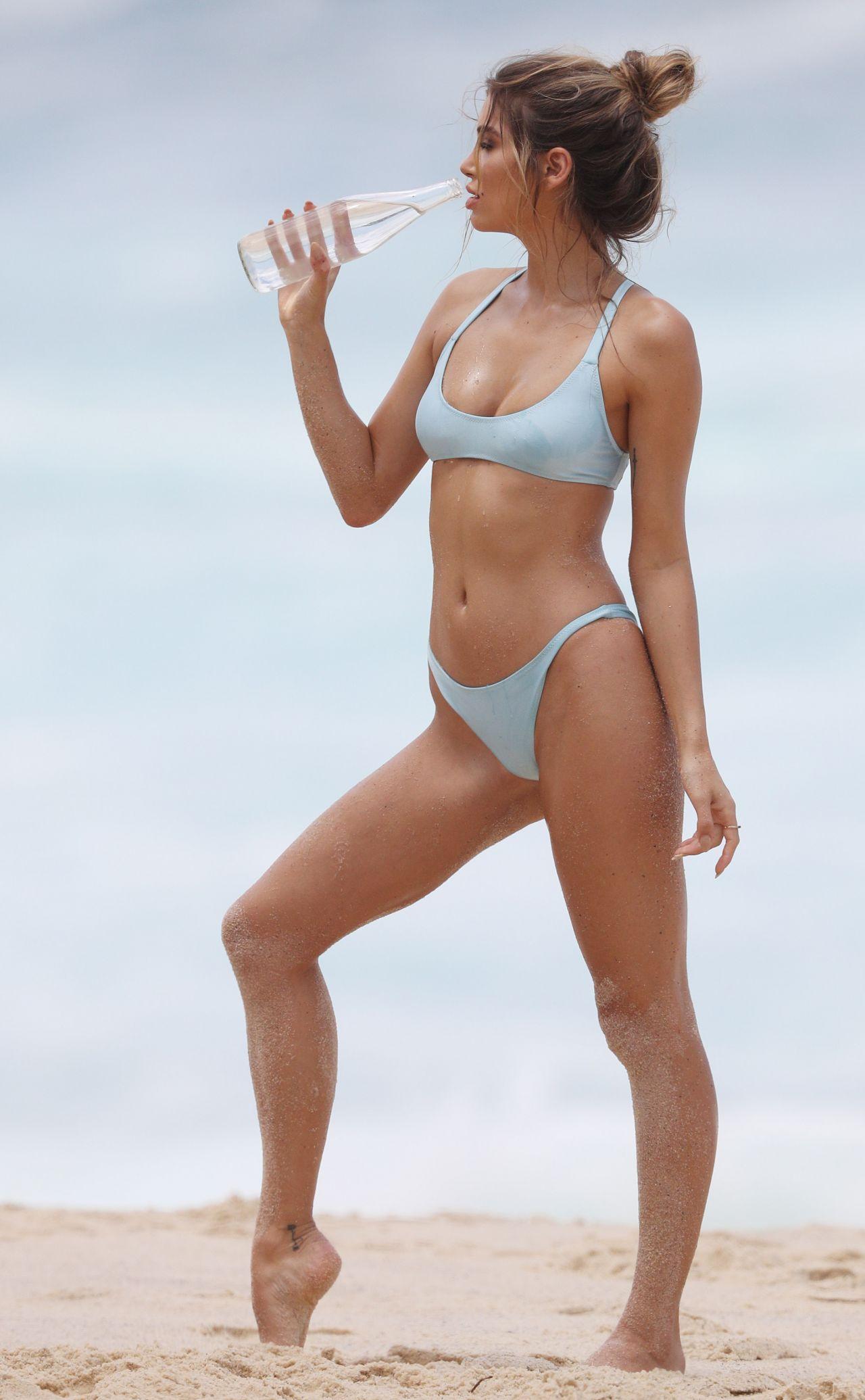 Bella Lucia Bikini Photoshoot on Bronte Beach Pic 3 of 35