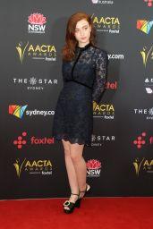 Bethany Whitmore – AACTA Awards 2017 Red Carpet