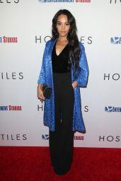 "Bianca Lawson – ""Hostiles"" Premiere in LA"
