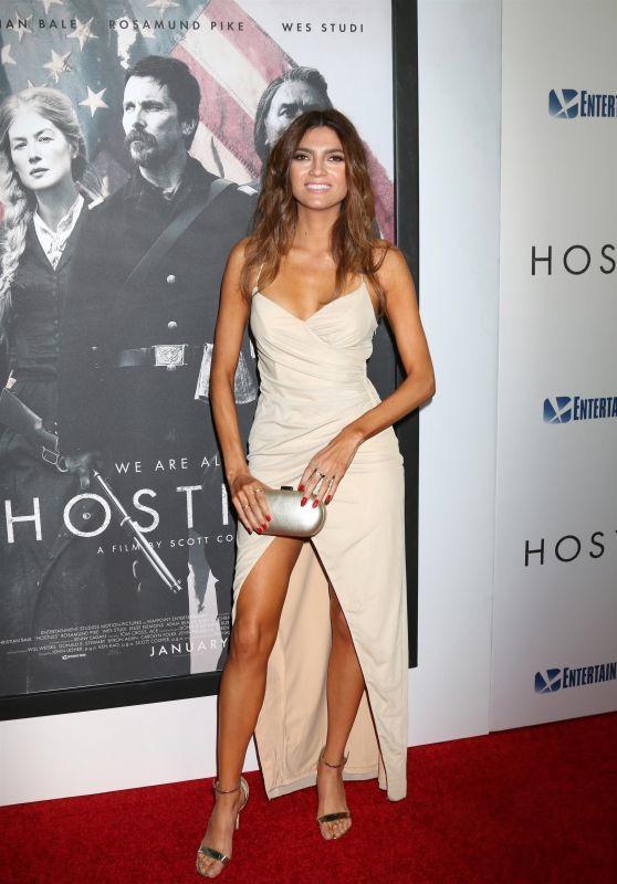 """Blanca Blanco – """"Hostiles"""" Premiere in LA"""