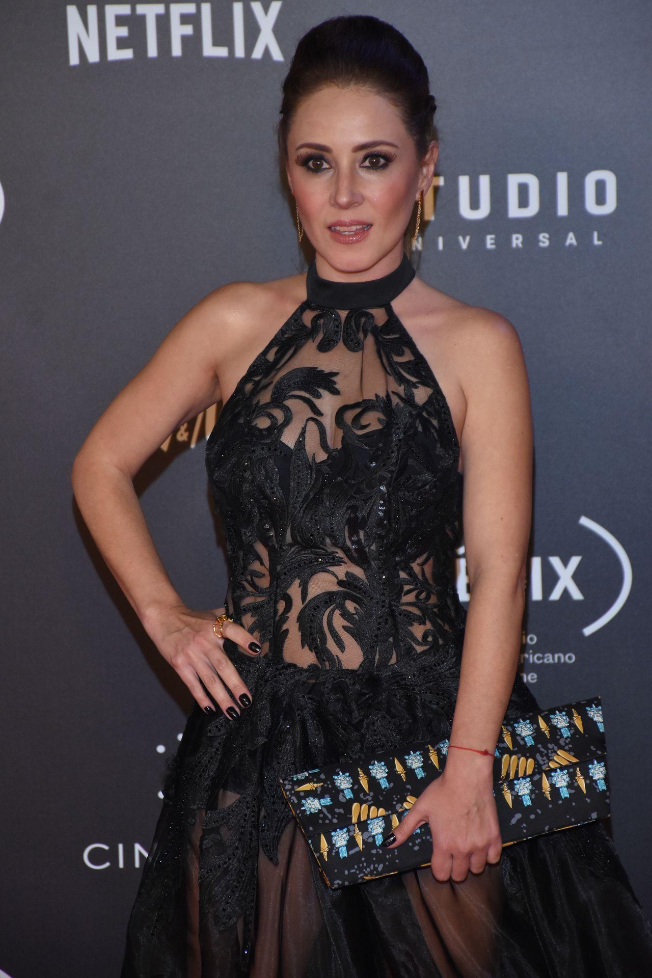 Blanca Suarez – Fenix Film Awards 2017 Red Carpet