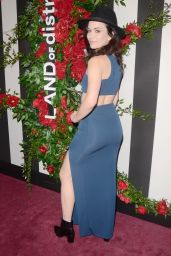 Britt Lower – LAND of Distraction Launch Event in LA