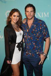 Brittney Palmer – Maxim December 2017 Miami Issue Party