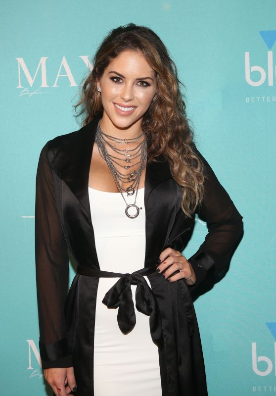 Brittney Palmer – Maxim December 2017 Miami Issue Party