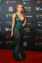 Brooke Nichole Lee – AACTA Awards 2017 Red Carpet
