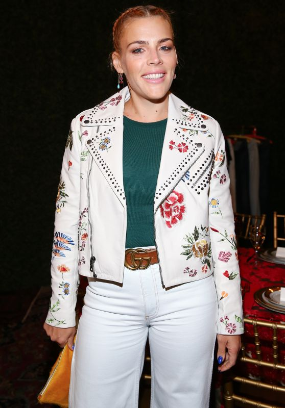 Busy Philipps – Alice & Olivia Denim Launch Party in Los Angeles
